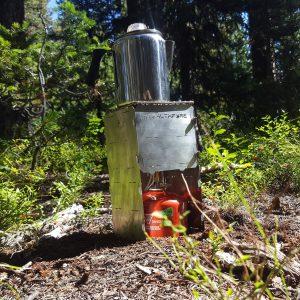 Multi fuel Camp Stove