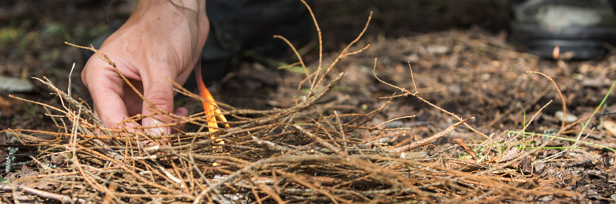 Cooking Fire Safety: Using StealthFyre In The Back Country